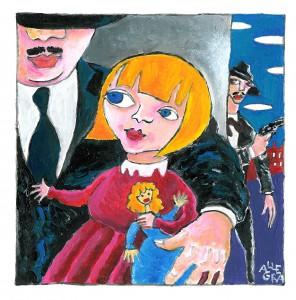 Illustrazione di Gianni Allegra