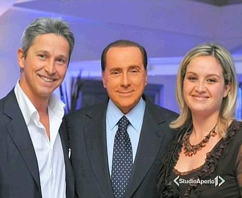 Silvio Berlusconi da Noemi