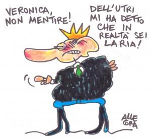 La vignetta è di Gianni Allegra