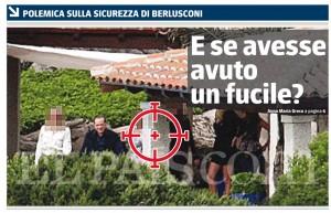il giornale berlusconi killer