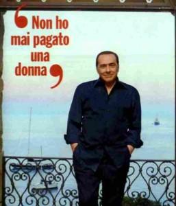 """Silvio Berlusconi da """"Chi"""""""