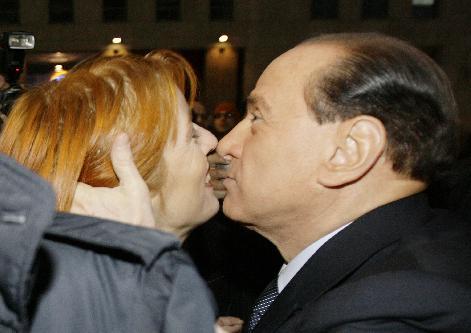 Michela Brambilla Silvio Berlusconi