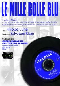locandina Mille bolle blu