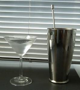 cocktail martini da gery e dani