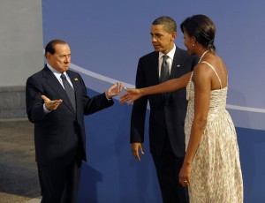 Belrusconi Obama