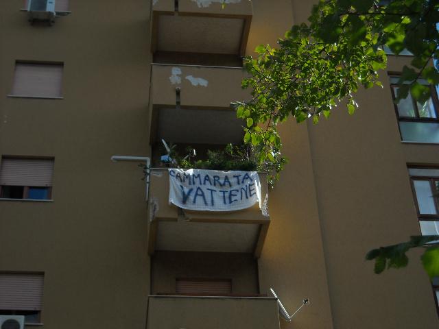 manifesto contro cammarata