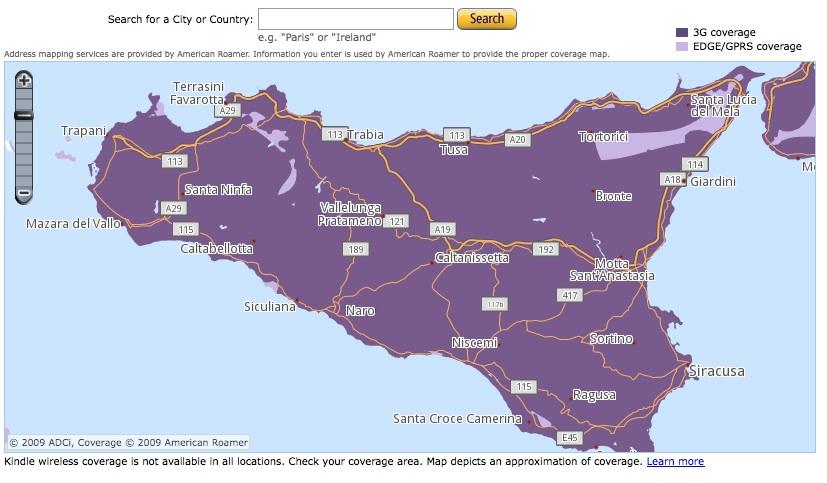 kindle sicilia