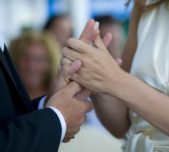 mani matrimonio