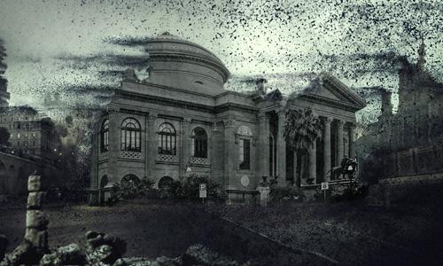 Palermo fotomontaggio