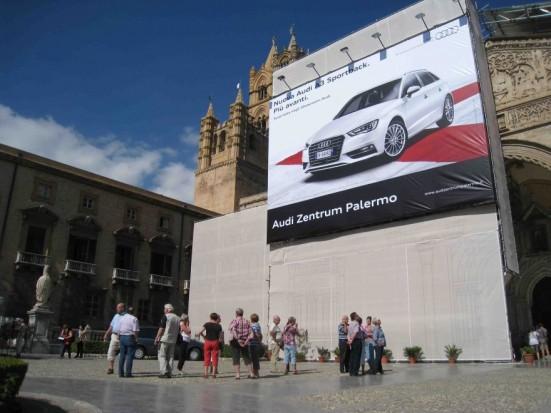 manifesto cattedrale di Palermo