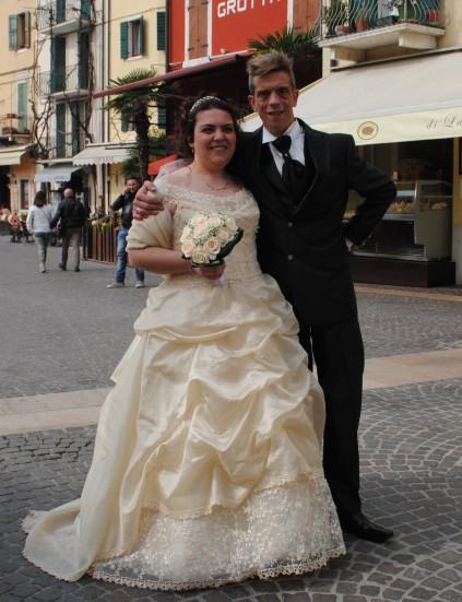 sposi a Lazise
