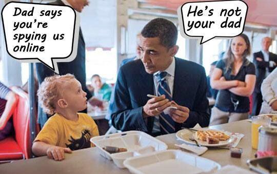 Obama privacy