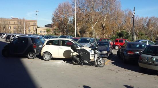 parcheggio ars