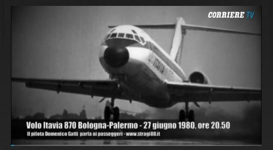 Itavia Ustica 1980