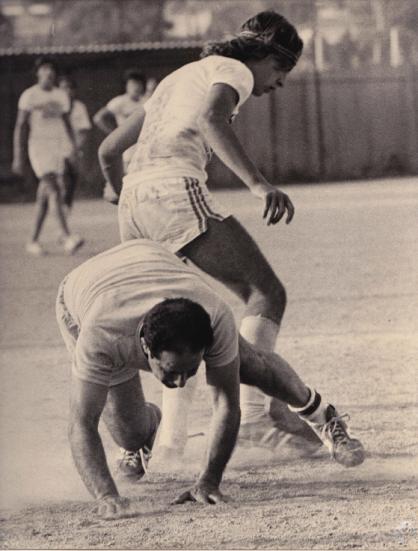 calcio anni settanta