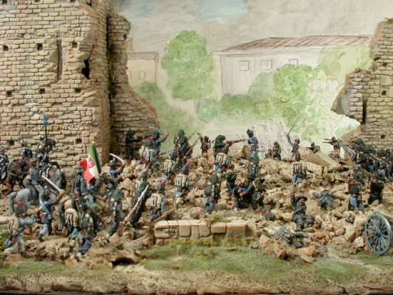 siciliani alla conquista di Roma