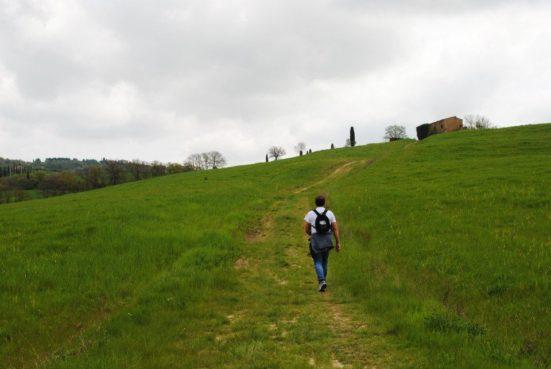 in cammino