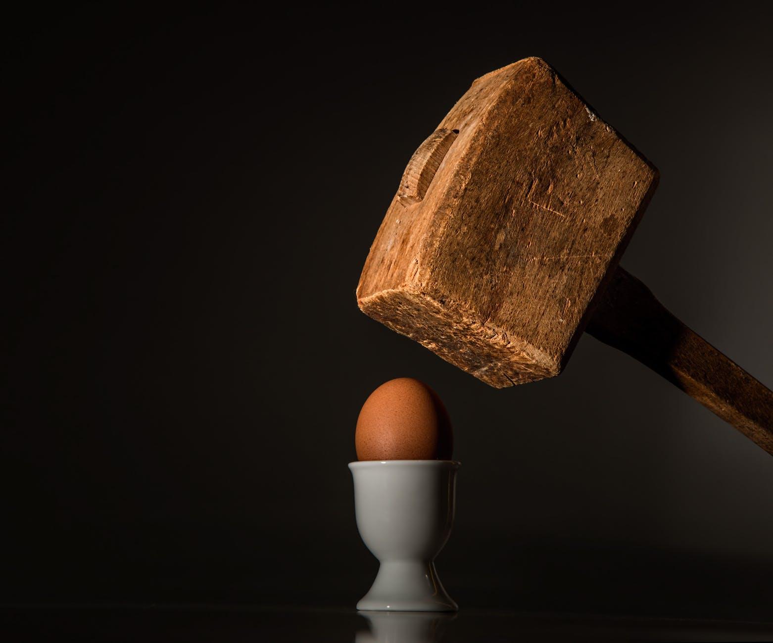 egg power fear hammer