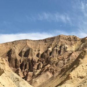 L'incanto rovente della Death Valley