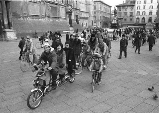 Austerity, quando tutti andavamo in bici