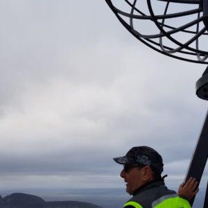 Capo Nord, il freddo che scalda