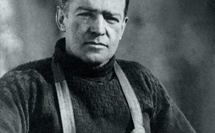 Shackleton, l'eroe